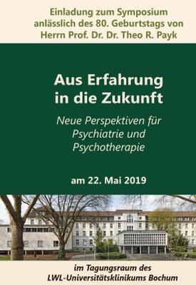 Aus Erfahrung in die Zukunft Neue Perspektiven für  Psychiatrie und Psychotherapie