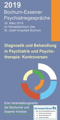 Bochum-Essener Psychiatriegespräche 2019