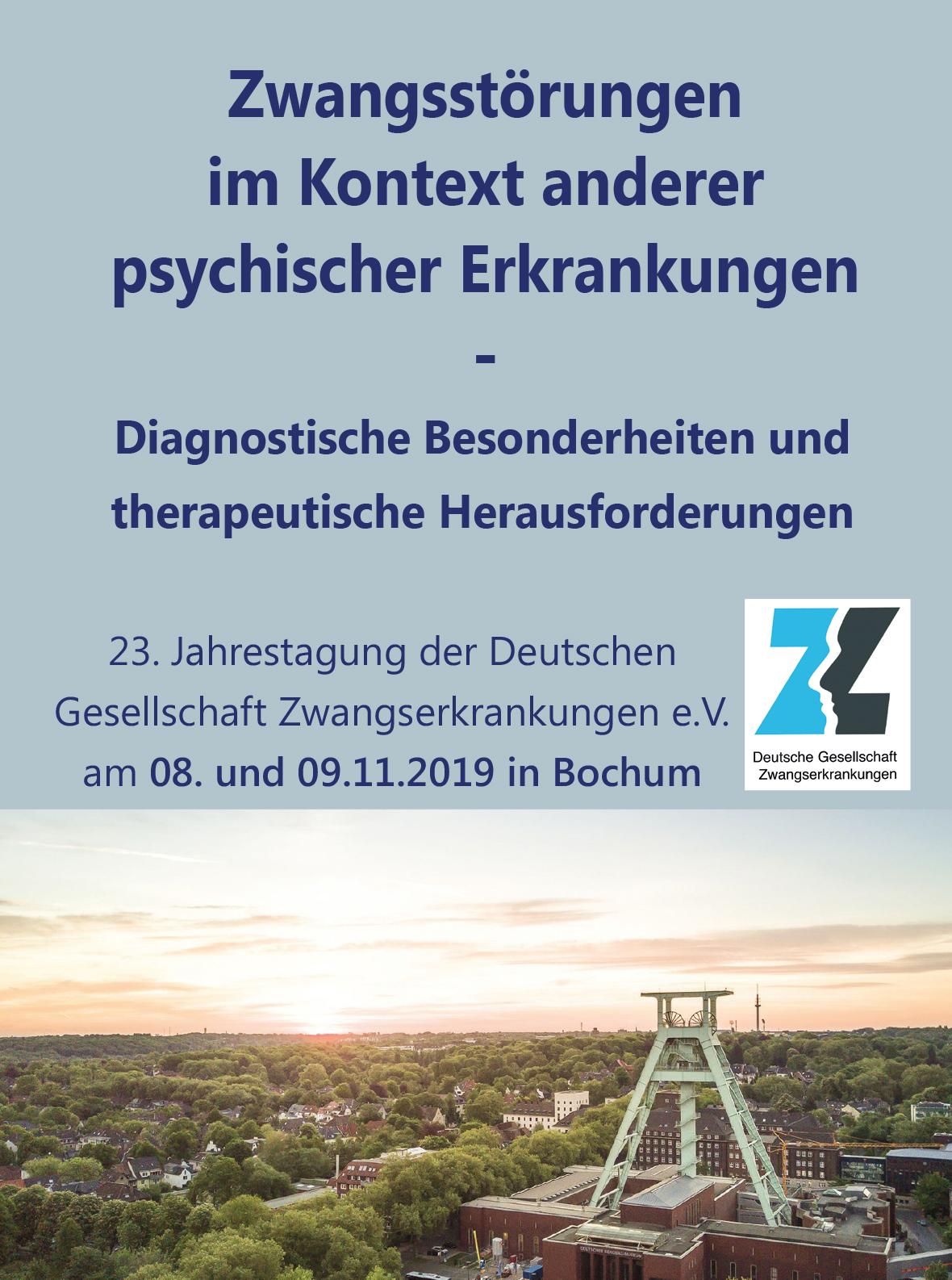 Zwangsstörungen im Kontext anderer psychischer Erkrankungen